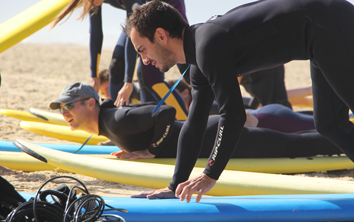 apprentissage cours collectif california surf school lacanau